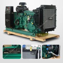 Gerador diesel elétrico de 250 kva volvo alimentado pelo motor TAD754GE certificado EPA