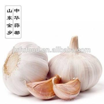 Precio bajo del ajo blanco puro de China al por mayor