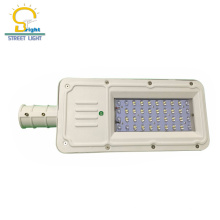 bajo consumo de energía bridgelux 12v solar 30w llevó la luz de calle