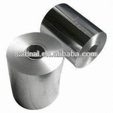 Folha de alumínio 0.1mm 0.13mm 0.15mm 0.2mm para embalagem / tampas