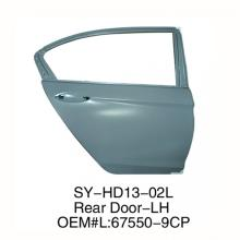 HONDA ACCORD 2013 Rear Door-L