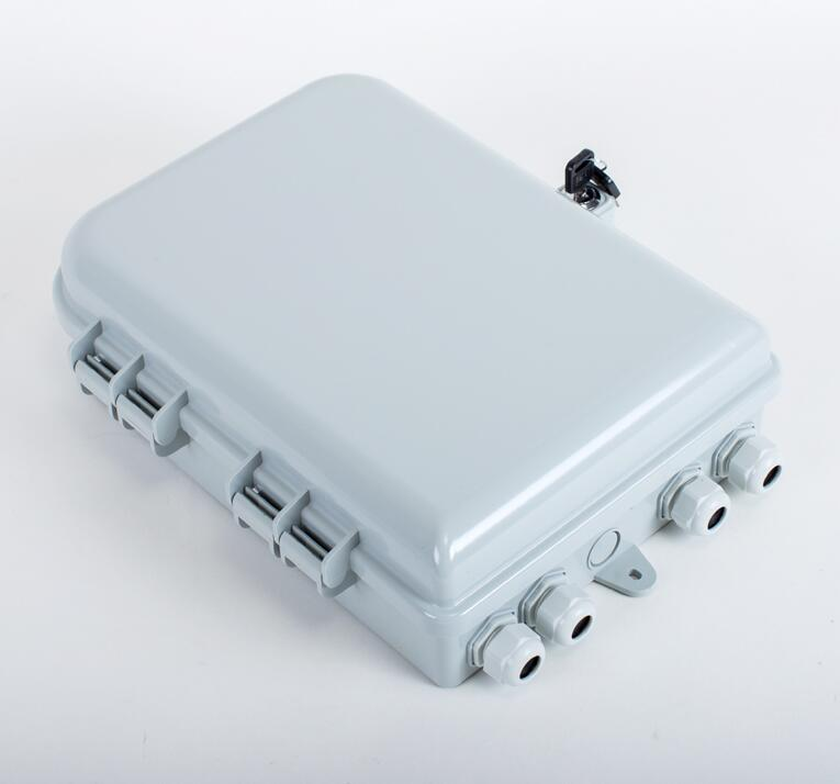 12 Core Fiber Optic Termination Box Abs