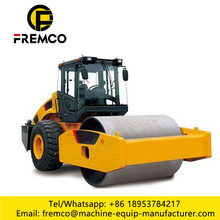 18 Ton Single Drum Roller Road Roller