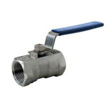 1PC Reduce Stainless Steel Ball Valve