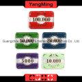 High-Grade France Poker Chip conjuntos 760PCS (YM-FGCP005)