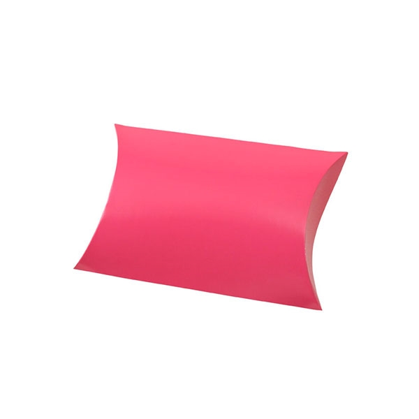 Red Color Paper Pillow Box