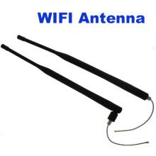 Antenne en caoutchouc de haute qualité d'antenne de WiFi pour le récepteur sans fil