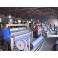 China-heißer Verkauf Uw918 Plastikweben-Wasser-Strahl-Webstuhl für Plane Gewebe-spinnende Maschine