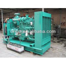 Generador de baterías de 220V con 450kva / 360kw de potencia principal con motor diesel Cummins