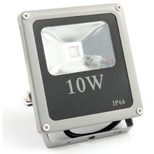 Heißer Verkauf ac100-240v dc12-24v IP66 10w Projektor rgb führte