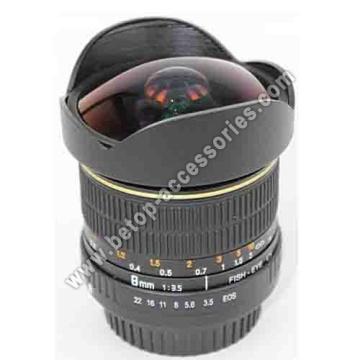 Lente Fisheye 8mm
