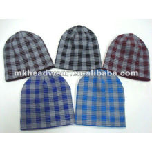 Chapeau tricot imprimé pour tout adulte