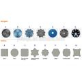 12-30 pouces 65 Mn herse à disques / lames de disque de haute qualité