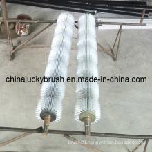 Nylon Potato or Fruit Polishing Roller Brush with Axle (YY-245)
