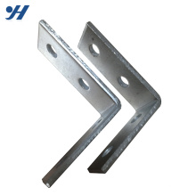 Steel Structure HDG Metal Hanging Right Angle Brackets