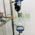 50L Manufacturer  Direct Selling double layers jacketed glass reactor for  Lab equipment vacuum stirring