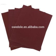 SATC--emery abrasive paper/sanding paper/sandpaper