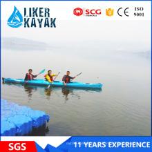 Offre OEM Professional 3 Seat PE Hull Kayak