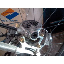 Vis de bicyclette en titane Gr5 M5 * 12 tête torx
