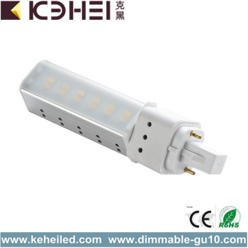6W LED Tube Light Tipo de base G24