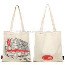 Saco de compras tecido pp reusável amigável de Eco com logotipo feito sob encomenda do amor
