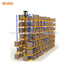 iron van metal pallet racking for warehouse storage