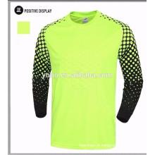 camisa de goleiro de camisa de futebol de design personalizado, camisa de goleiro, uniforme de goleiro