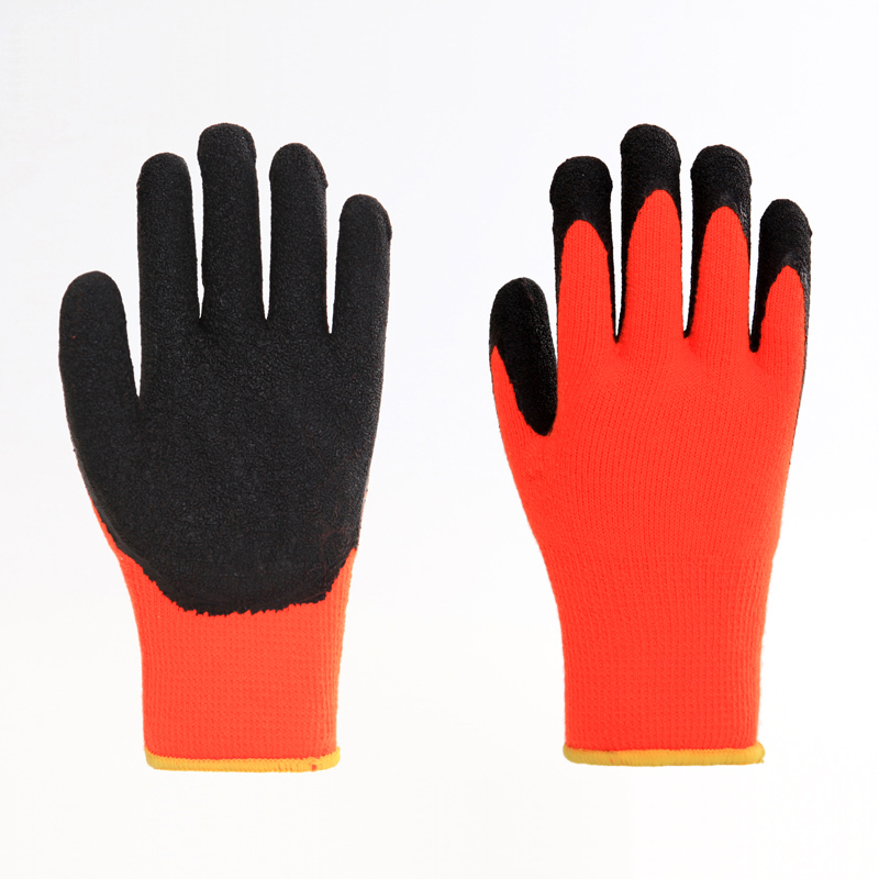 Latex Palm Coating Gloves