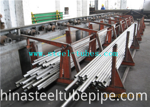 Drilling Steel Pipes