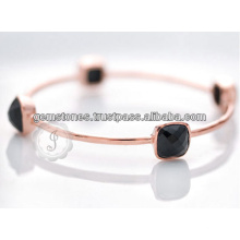 Beautiful Onyx Sterling Silver Gemstone Jewelry For Wholesale