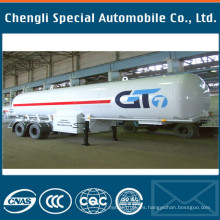 Ammonia Gas Trailer 58cbm Liquid Ammonia Trailer