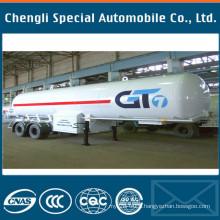 Ammonia Gas Trailer 58cbm Liquid Ammonia Trailer