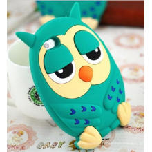 Fashion 3D Cartoon Figure Silicone Case for Mobile Phone