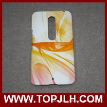 Impression 3D Sublimation Vierge Mobile Phone Case pour Moto X3