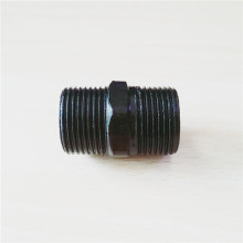 3/4 Inch Black Malleable Iron Hexagon Nipple
