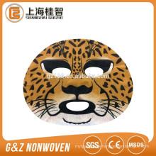 fertigen Sie gedruckte Gesichtsmaske korea Gesichtsmaske freie Probe besonders an