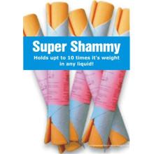 Ницца Super Shammy Автоматическая абсорбирующая синтетическая ткань замши
