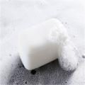 Esponja de banho de beleza de significado com sabão dentro