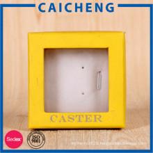 China supplier 2017 OEM printing elegant jewelry box
