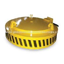 Scrap Steel Electromagnet for Transferring Cast Ingots and Steel Balls