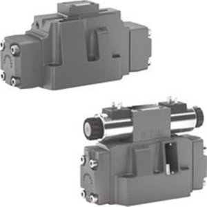 Directional Spool Valves Pilot Operated with Electro-hydraulic Actuation WEH