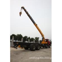 XCMG 20 Ton Truck Mounted Crane Sqs500k (telescopic boom)