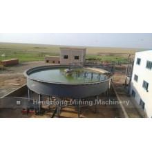 Épaisseur périphérique de traction de Ng pour l'eau minière