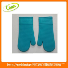 Cotton Pot Polder/ cotton glove/cotton oven mitt with silicone inside(RMB)