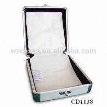 alta qualidade CD 32 discos CD caixa de alumínio por atacado fabricante, China