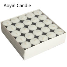 Tea Light Candle Alevsiz Tealight Dekoratif Mumlar