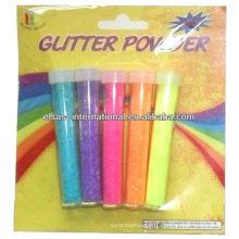 Poudre de néon glitter
