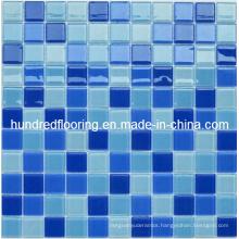 Crystal Glass Mosaic Swimming Pool Mosaic (HSP306)