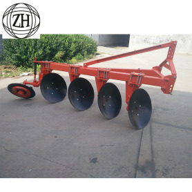 Farm Tractor Three Point Mounted Disc Plow
