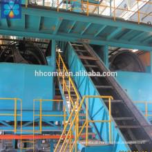 Moinho de óleo de palma 40TPH, linha de produção de processamento de frutos de palma em África